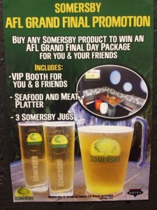 Somersby promo.1